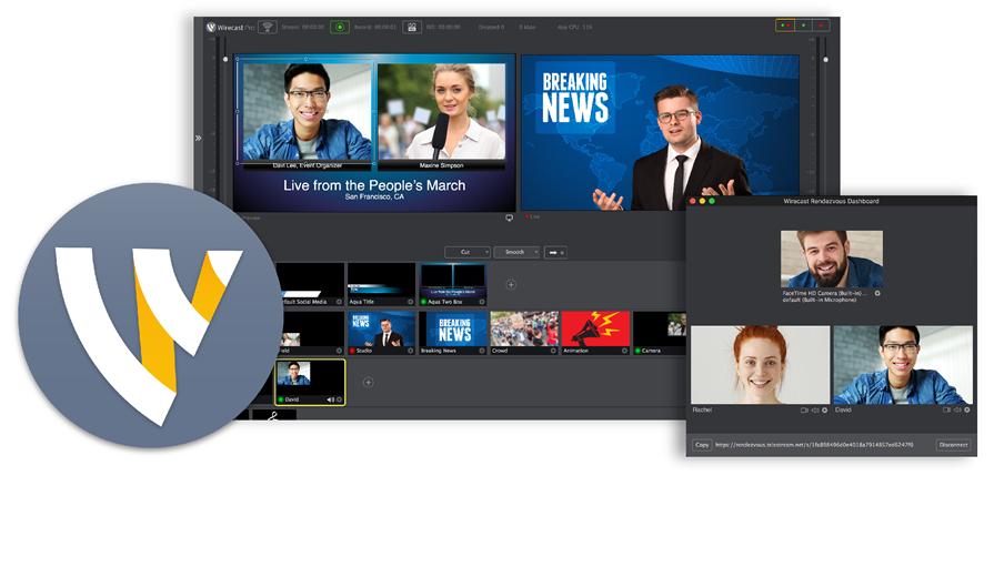 Telestream Transmisión en vivo y soluciones OTT