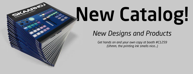 Skaarhoj New Catalog