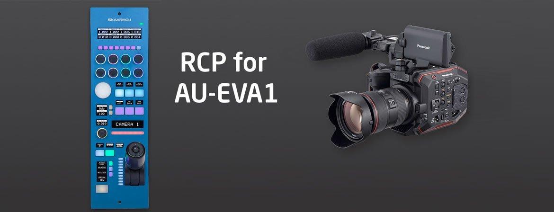 RCP for AU-EVA1